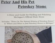 Peter  His Pet Petoskey Stone