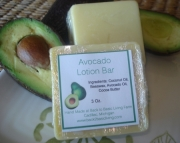 Avocado Lotion Bar