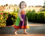 Trick Or Treat Tabitha Dress, Sizes 0-9 Months