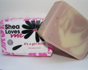 It's A girl Thing Shea Soap