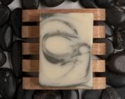 Solid Oak Wooden Soap Dish