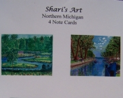Northern Michigan - 4 Note Cards