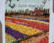 Keukenhof Gardens, Holland - Note Card