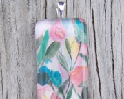 Flower Arrangement Pendant