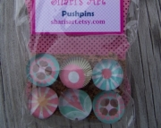 Sea Shells - Push Pins