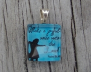 Make a Joyful Noise Pendant