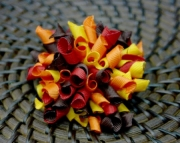 Fall Harvest Korker - Large Korker - Mini Korker Bows - Mini Korker Sets