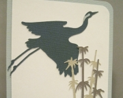 Sandhill Crane in Flight - Boxed Set of 10