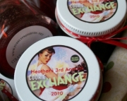 Homemade Jam Wedding Party Favors Pectin Free 2.5 Oz