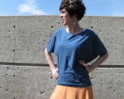 Soy and Organic Cotton Batwing Tshirt