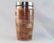 Walnut Travel Mug