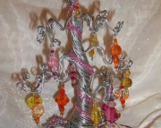 Small Sunset Glow Fairy Wishing Tree