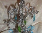 Shimmer Lagoon Fairy Wishing Tree