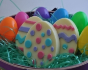 Easter Egg Soaps Set Of 3