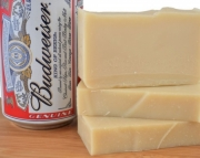 Best Bud Beer Soap - Made with Budweiser Beer, All natural