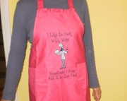 Lady Chef Apron