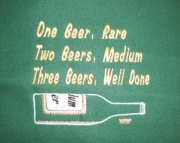 Apron for the Beer Lover