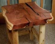 White Cedar, Pine or Aromatic Red Cedar Night Stand