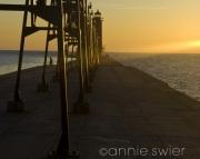 Springtime Grand Haven Pier