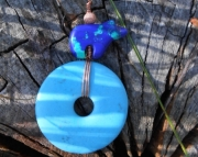 Zuni Bear/Turquoise