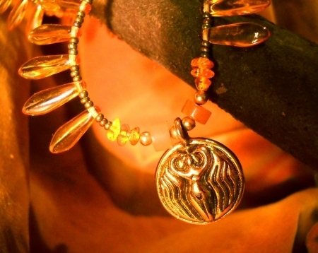 Goddess Pendant/Egyptian
