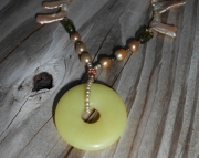 Soo Chow Jade & Freshwater Pearls
