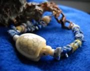 Bone Turtle Bracelet
