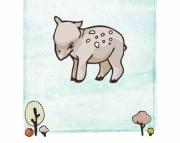 It's a Tapir - 8x10 Print