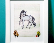 Hooves - Set of 5 - 8x10 Prints