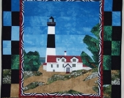 Pattern:  Big Sable Lighthouse Wall Hanging