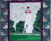 Pattern: Marblehead Lighthouse Wall Hanging