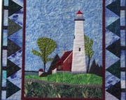 Tawas Point Lighthouse Wall Hanging