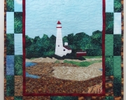 Sturgeon Point Lighthouse Wall Hanging