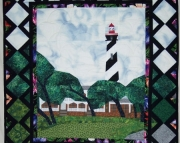 Pattern:  St. Augustine Lighthouse Wall Hanging