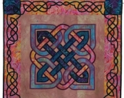 Celtic Knotwork wall hanging