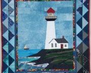 Pattern:  Pigeon Point Wall Hanging