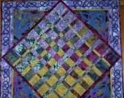 Celtic Convergence wall hanging