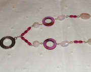 PERFECT SHADES OF PINK NECKLACE