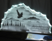 Soaring Eagle Luminary