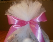 Bath and Body Towel Gift Cake
