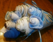Baby Bouquet Baby Shower Gift Set