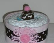 Mega Baby Diaper Cupcake