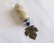 Wine Cork Necklace 3