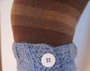 Button Boot Cuffs