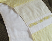 Yellow Table Runner