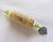 Wine Cork Necklace 1