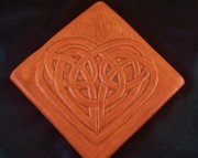 Celtic Heart Tile