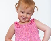 Pink Sleeveless Summer Dress