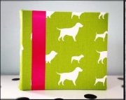 Pups 8x8 Scrapbook