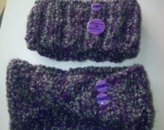 Womens Purple Set